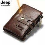 Mens Wallet With Coin Pouch