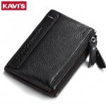 Zipper Mens Wallet